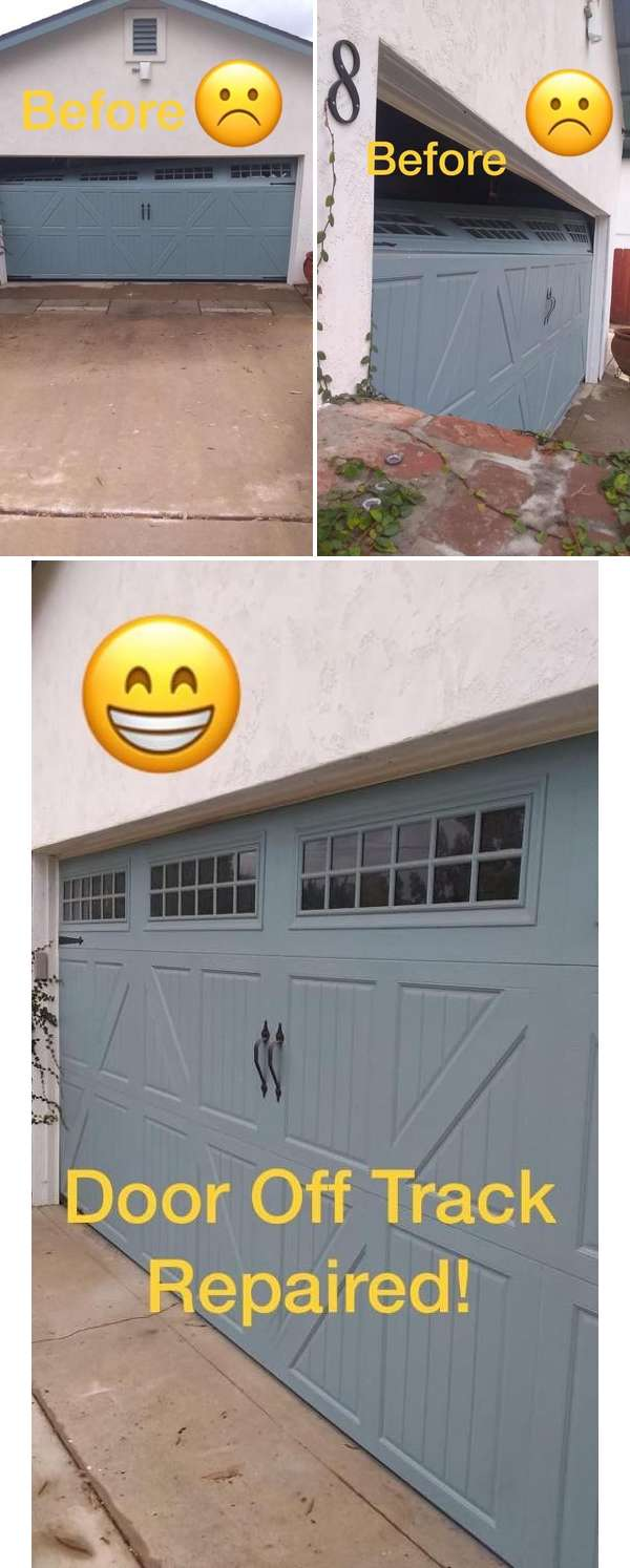 Garage Door Repair in El Cajon California